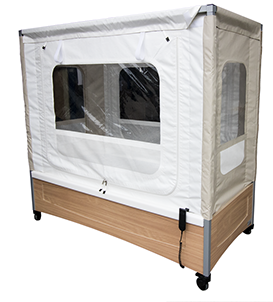 Softfit plus tentbed